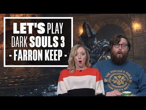 Let's Play Dark Souls 3 Episode 6: THE RELAXING SMELL OF LAVENDER!