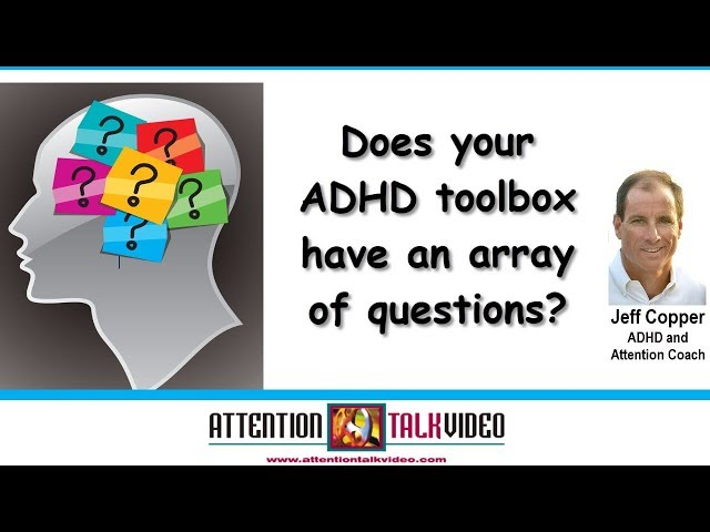 ADHD: Using Tools that May Not Look Like Tools