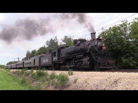 Illinois Railway Museum Vintage Transport Extravaganza 8/6/17