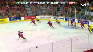 Sweden vs Russia Final 2012 Highlights IIHF Junior World Championships