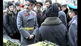 Die Sowjetarmee in Weißenfels