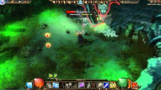 Drakensang Online - Gorga (Hard) vs. Spellweaver