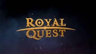 Royal Quest Сапорт Рога и Ночной Рейд VS ENEMY #Осада #Кресты не нужны