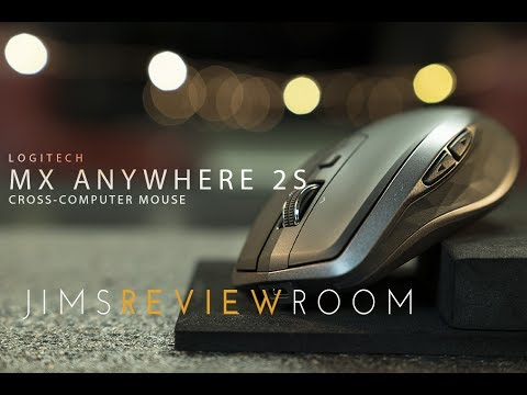 a217fad52e2 Logitech MX Anywhere 2S - REVIEW - YouTube