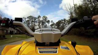Repeat youtube video Loudest Can Am Renegade on Earth!!! (Custom Exhaust)