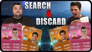 ULTIMA BATTAGLIA EPICA : SEARCH AND DISCARD ! [BALE PINK,SUAREZ MOTM]