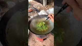 ผัดผักเเบบฉบับ sakahari มังสวิรัติอินเดีย