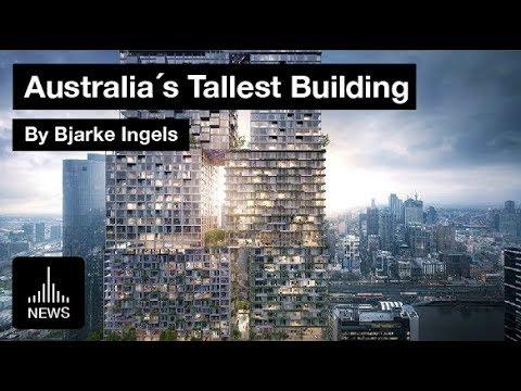 Future Melbourne - Australia´s Tallest Building
