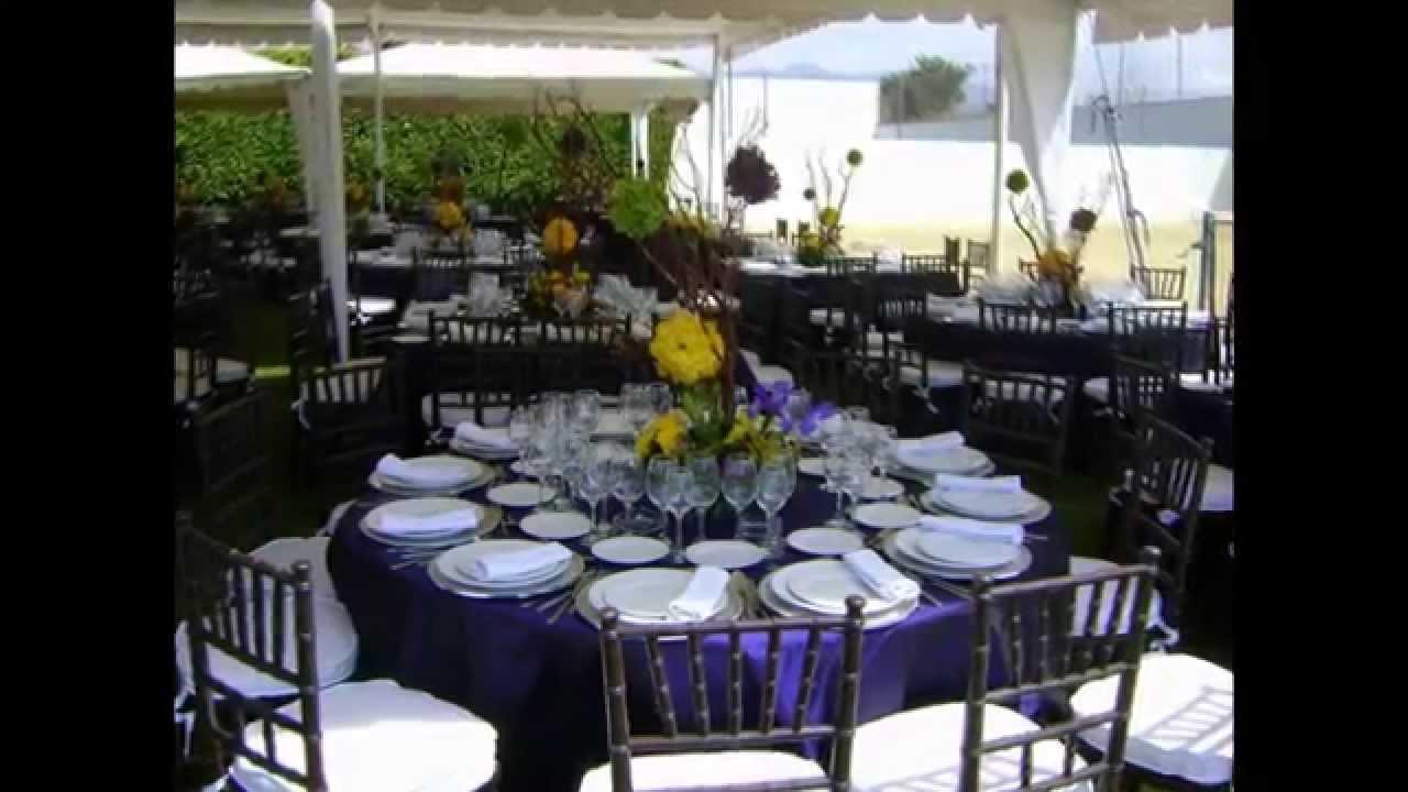 Jardines haciendas y ranchos para todo tipo eventos youtube for Jardines para eventos