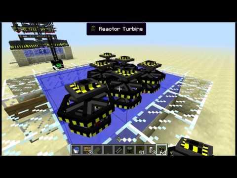 Most Efficient Fission Reactor Tutorial Minecraft Voltz