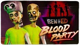 НОВЫЕ НЕПРОХОДИМЫЕ УРОВНИ! 100% УГАР! БРЕЙН И ДАША ИГРАЮТ В Ben and Ed - Blood Party
