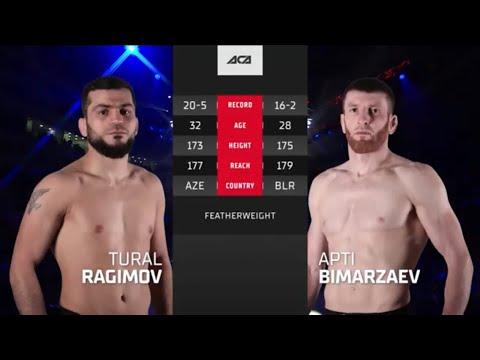 АСА 120 - Бой вечера: Турал Рагимов vs. Апти Бимарзаев | Tural Ragimov vs. Apti Bimarzaev