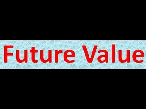 Learn how to calculate Future Value (FV) in Excel