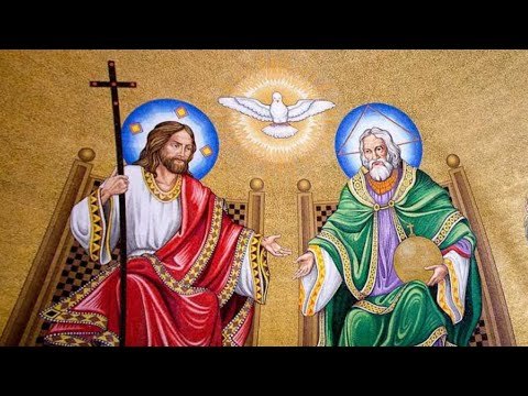 The Holy Spirit in Scripture, the Fathers, & Islam! OUR TRIUNE GOD LIVES!