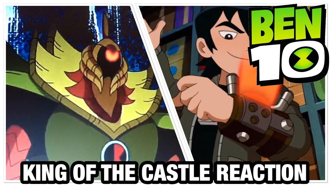 Ben 10 Reboot Season 3 Episode 5 ''King Of The Castle'' Full Episode  Reaction