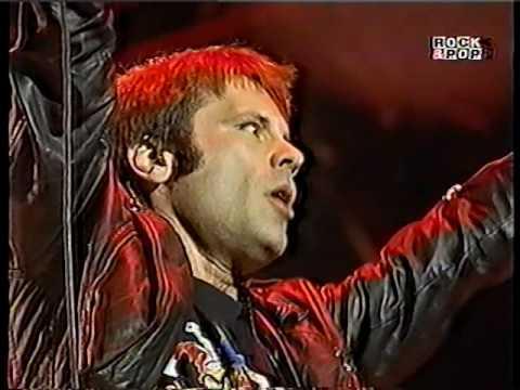 Bruce Dickinson - Santiago, Chile 1997 (RockFest live)
