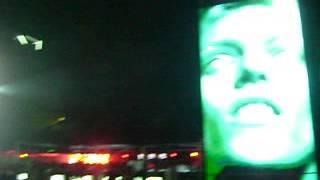 Romina Cohn Creamfields BA 2015 Speed Bar