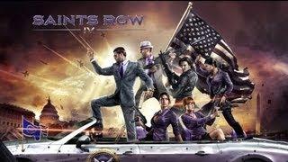 Zagrajmy w Saints Row IV (Saints Row 4) #08 - Telekineza w praktyce i czołgi