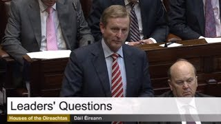 Taoiseach Enda Kenny Withdraws Remark thumbnail