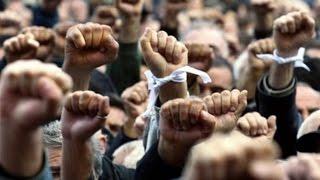 Жители Киева устроили бунт