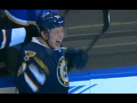 Vladimir Tarasenko Beautiful Goal to Tie the Game vs Detroit
