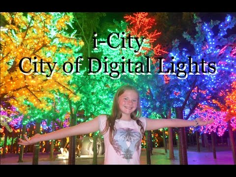 iCity - City of Digital Lights, Shah Alam - Malaysia