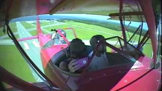 Outer Banks Biplane Air Tours Seaman 7-31-14 Thumbnail