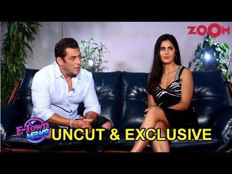 Salman Khan and Katrina Kaif's Interview on Bharat's Success | Full Interview | Exclusive