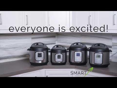 Instant Pot Duo Mini 3 Qt 7-in-1 Multi Use Programmable Pressure Cooker,...