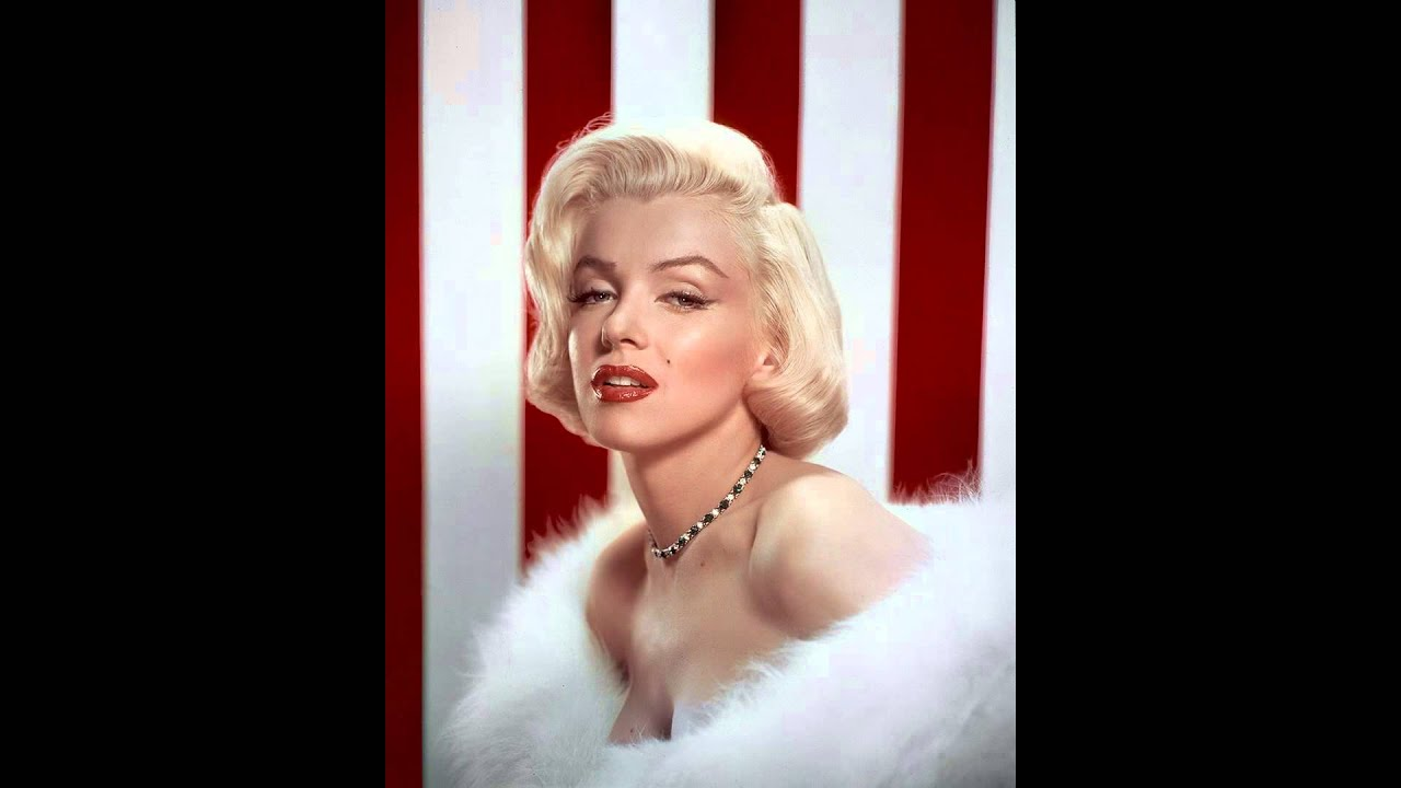 Citaten Marilyn Monroe Hd : Marilyn monroe in colour hd youtube