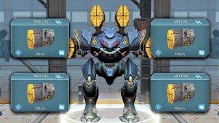 War Robots [3.6] Test Server - NEW Robot Exorcist Gameplay