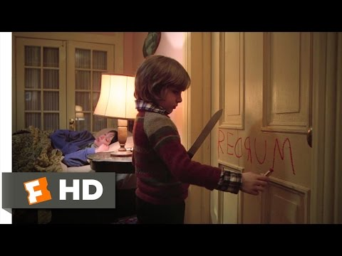 The Shining (1980) - Redrum Scene (5/7) | Movieclips