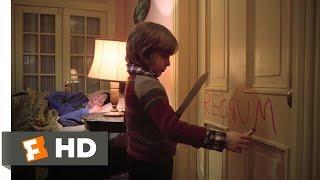 The Shining (1980) - Redrum Scene (5/7) | Movieclips