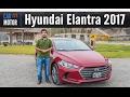 Hyundai Elantra 2017 - Solo un sedan bueno y confortable