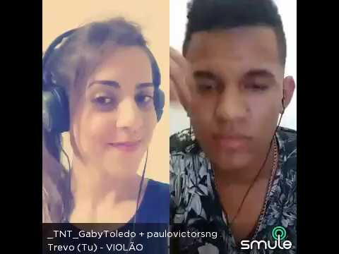 ANTORIA TREVO TU -  PAULO VICTOR E GA TOLEDO SING