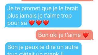 Histoire d'amour qui finit mal!!😭