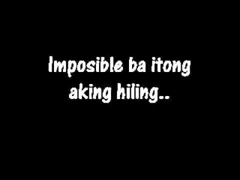 Sana by Maldita - lyrics [HQ]