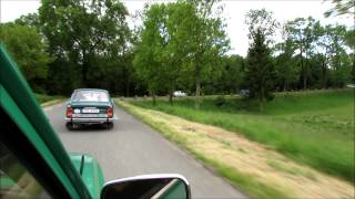 18. sraz Škoda Želiv - Škoda 120L (Oliver) onboard