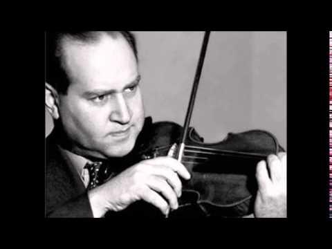 David Oistrakh, Dvořák Violin Concerto in A minor Op.53