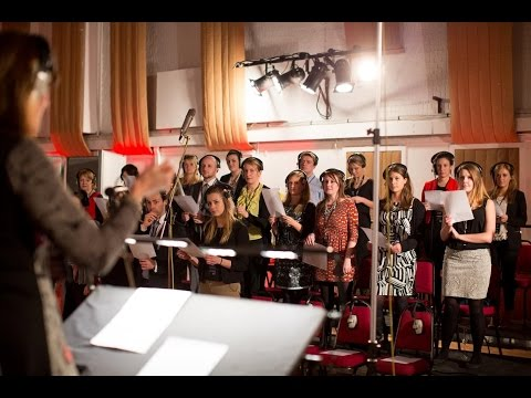 """HELP! Perception and Abbey Road Studios host """"Record A Song"""" in Studio Two 09/07/2014"""