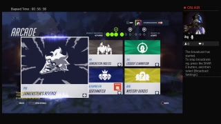 Overwatch w/ friends