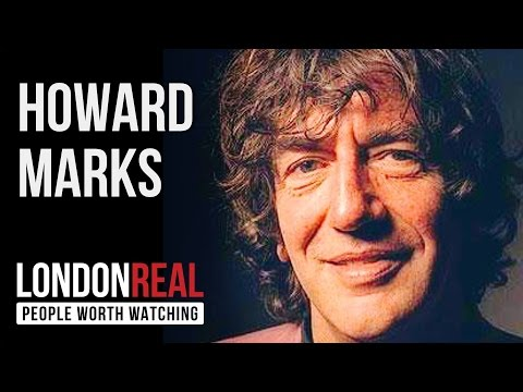Howard Marks - Meeting Mr Nice - PART 1/2 | London Real