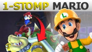 What if Mario Could Stomp ANYTHING? | Super Mario Maker 2