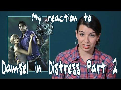 RE: Damsel in Distress PART 2 (My Reaction to Anita Sarkeesian)