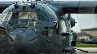 AC-130U Spooky Gunship • Artillery In The Sky Retires 2019