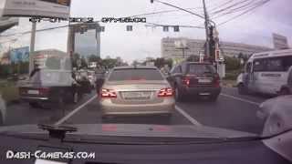 Dash Cam Video #39 - Road Rage: Red Light