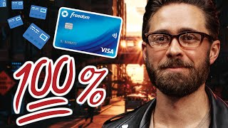 Chase FREEDOM Credit Card Guaranteed 100% APPROVAL [2019]