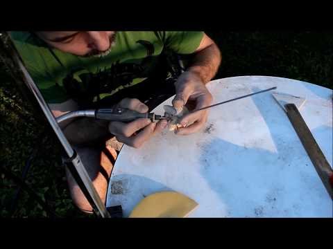 Carving wooden rose with Dremel