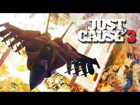Just Cause 3 #1 - Air Strike