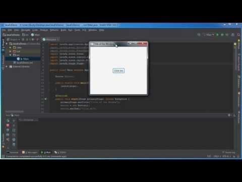 javafx-java-gui-tutorial---1---creating-a-basic-window